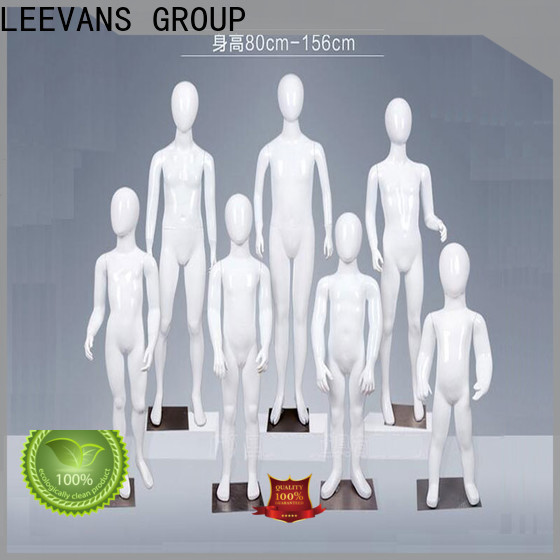 LEEVANS Top clothes display mannequin for business