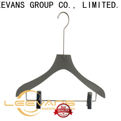 LEEVANS color cheap coat hangers for business for sweaters