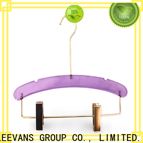 LEEVANS promotional bride hanger company for suits