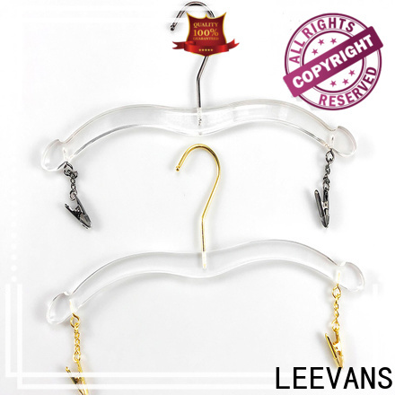 LEEVANS New cheap clothes hangers manufacturers for jackets