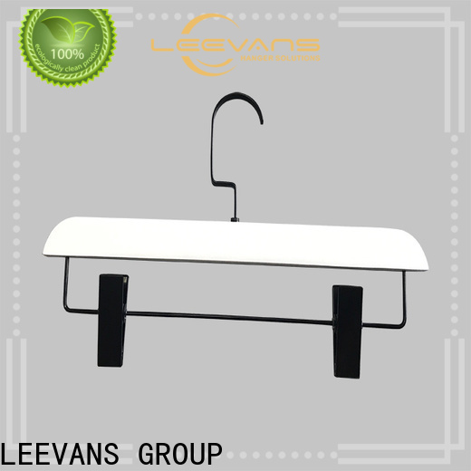 LEEVANS customized where to buy wooden clothes hangers for business for kids
