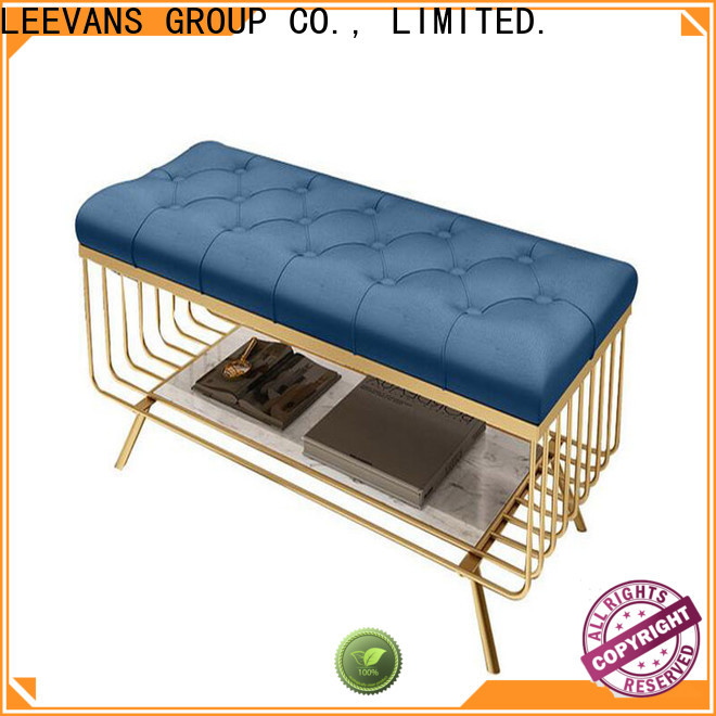 LEEVANS Top clothing shop seating company