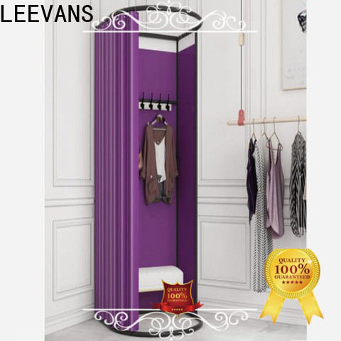 Custom clothing store dressing room manufacturers