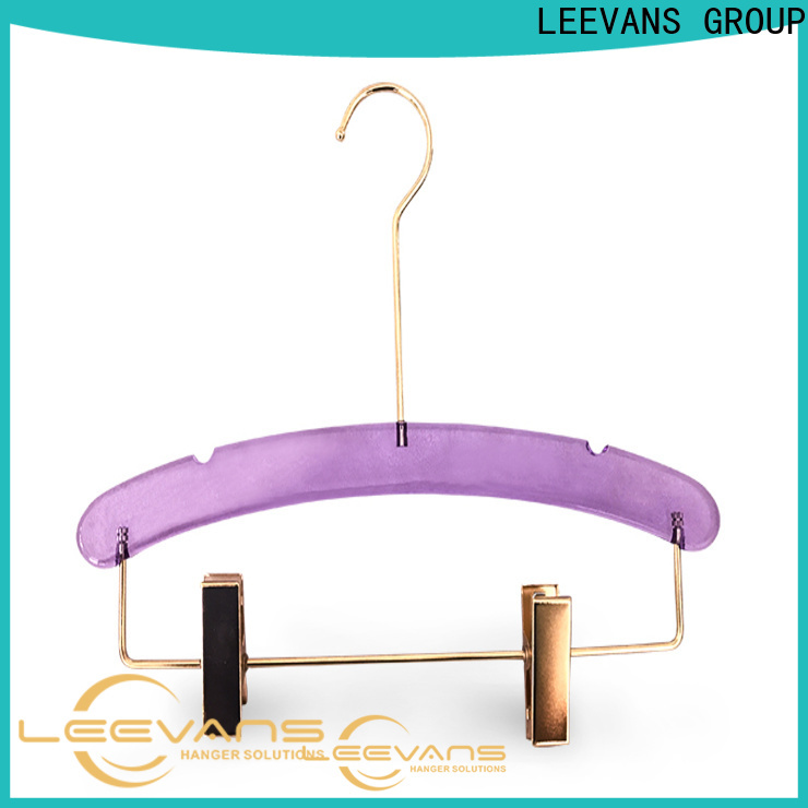 Wholesale brown hangers highgrade for business for sweaters