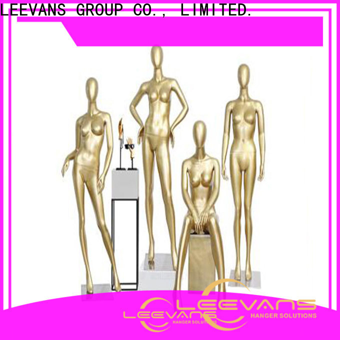 LEEVANS clothes display mannequin for business