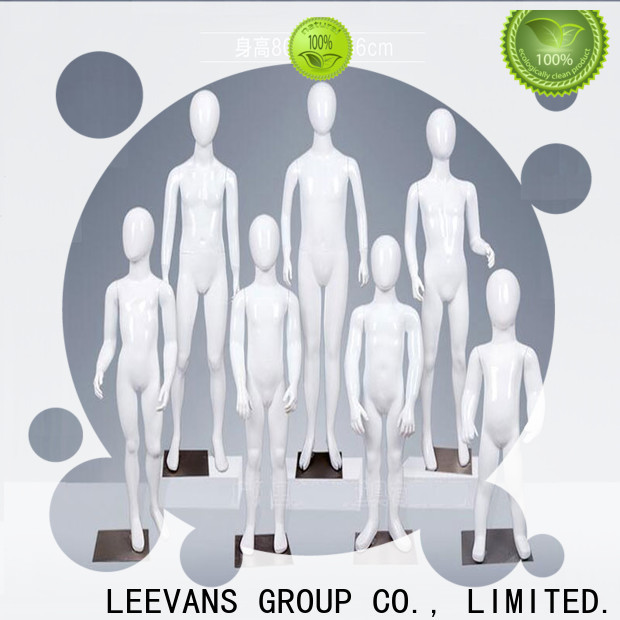 LEEVANS High-quality clothes display mannequin Supply
