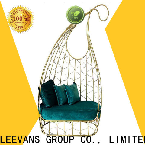 LEEVANS High-quality clothing shop seating Supply
