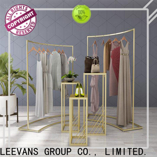 High-quality clothes display stand Supply
