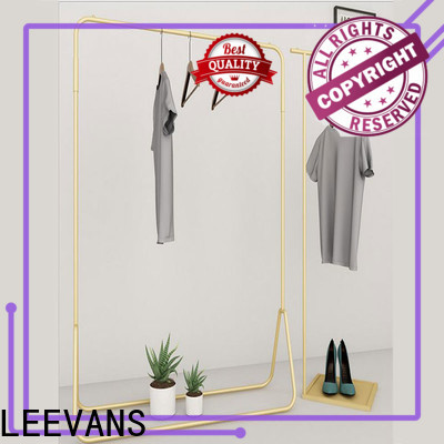 LEEVANS clothes display stand company
