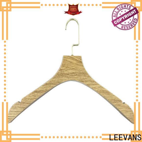 LEEVANS New extra wide clothes hangers factory for pants