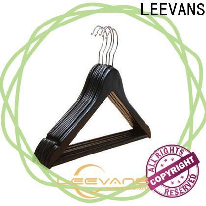LEEVANS Wholesale pants coat hangers Suppliers for pants