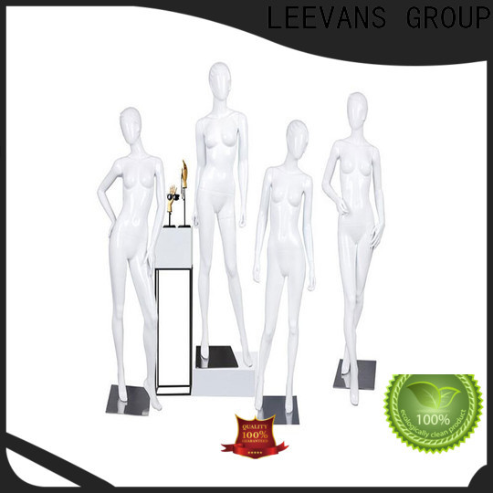 LEEVANS High-quality clothes display mannequin factory