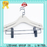 Top hanger for clothes online black factory for clothes