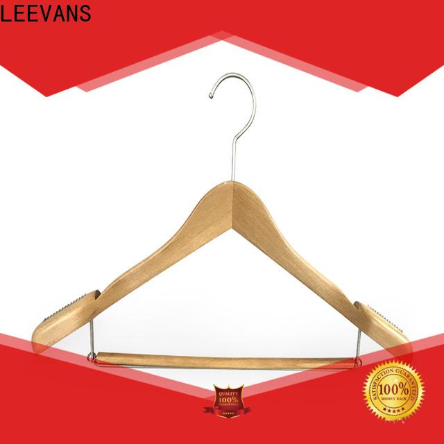 LEEVANS design kids coat hangers company for trouser