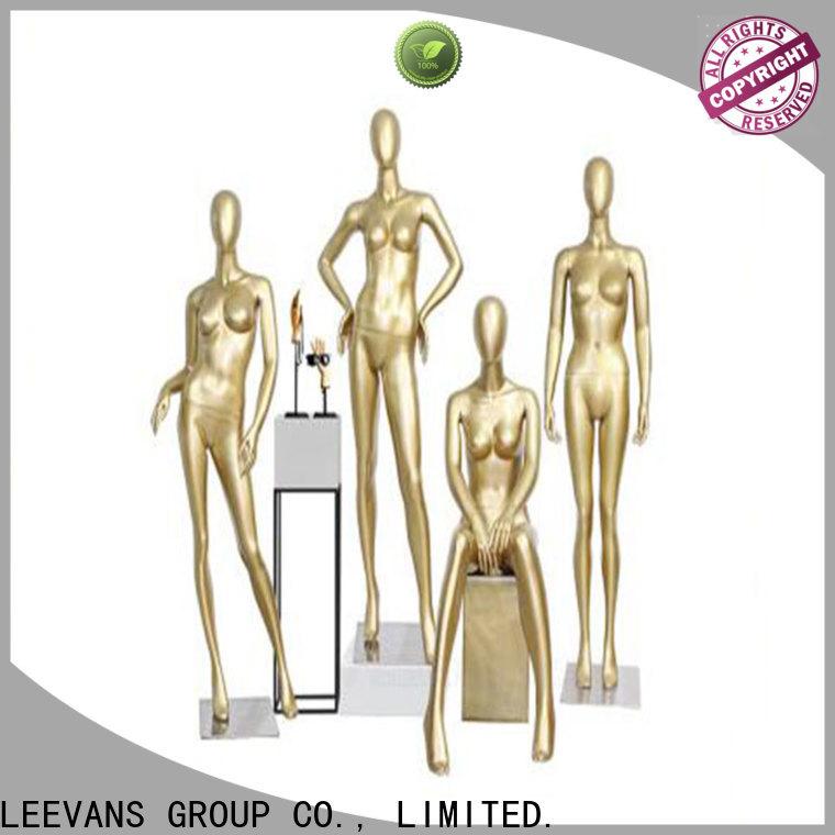 LEEVANS Top clothes display mannequin manufacturers