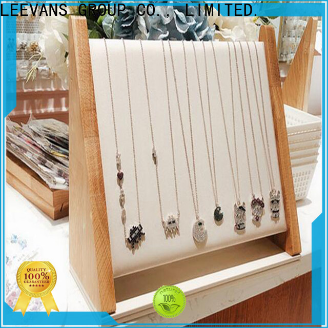 LEEVANS High-quality retail display props factory