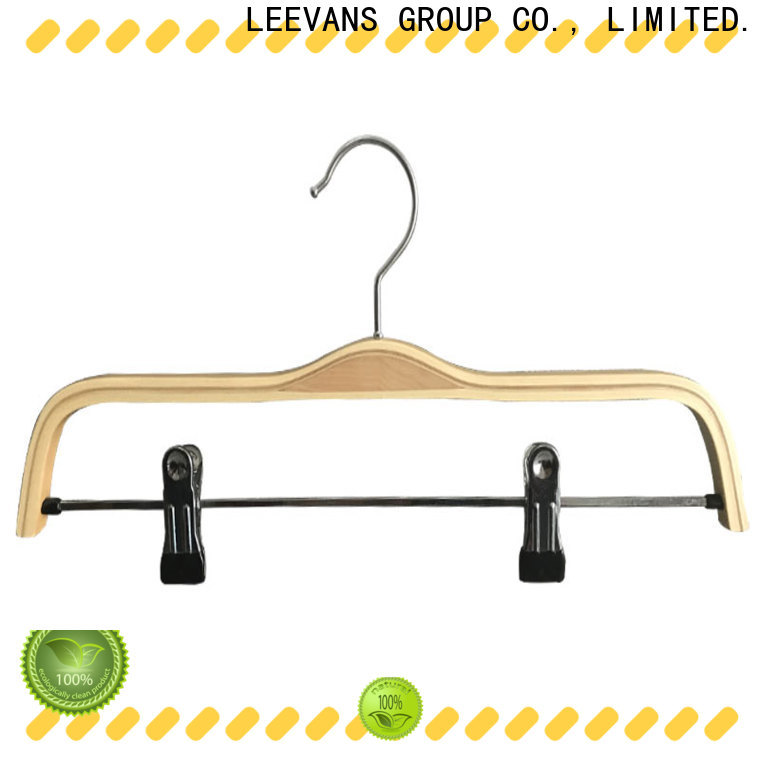 LEEVANS price ladies clothes hangers factory for trouser