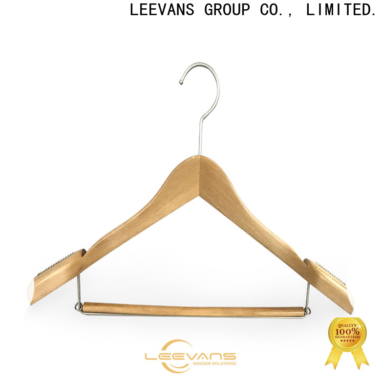 LEEVANS antirust quality hangers manufacturers for clothes