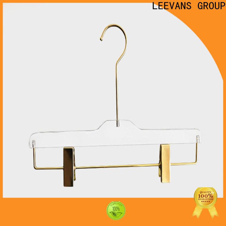 LEEVANS shop acrylic coat hangers company for jackets