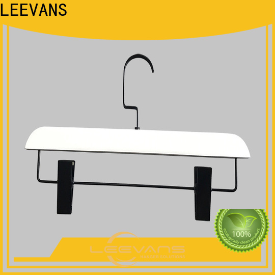LEEVANS New white clothes hangers Supply for kids