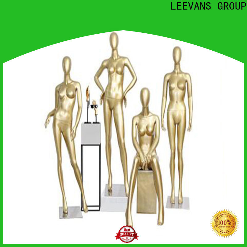 LEEVANS Latest clothes display mannequin for business