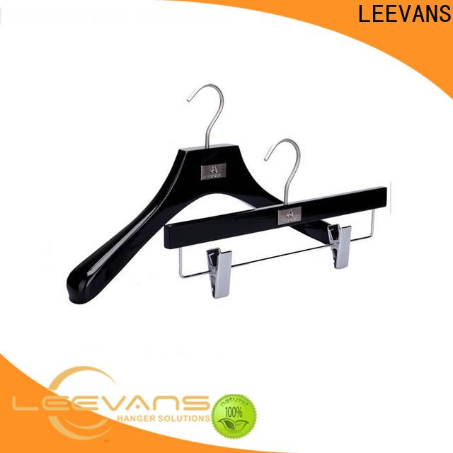 LEEVANS skirt custom hangers factory for children