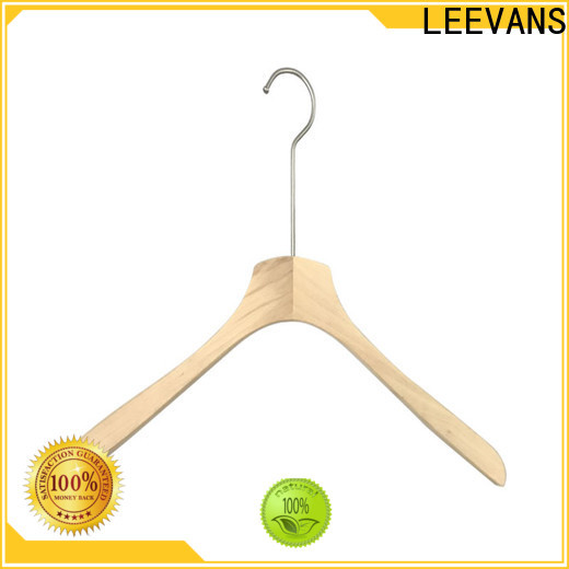 LEEVANS price coat hangers wholesale company for clothes