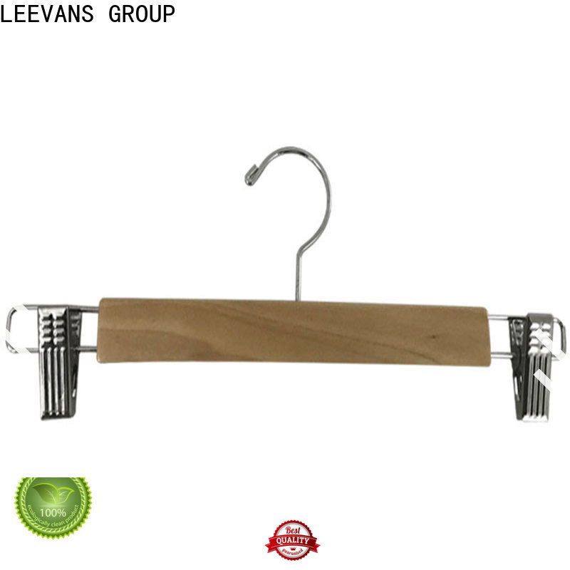 LEEVANS High-quality portable clothes hanger factory for clothes