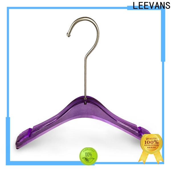 LEEVANS pretty coat hangers factory