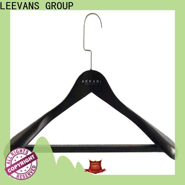 LEEVANS luxury suit hangers factory