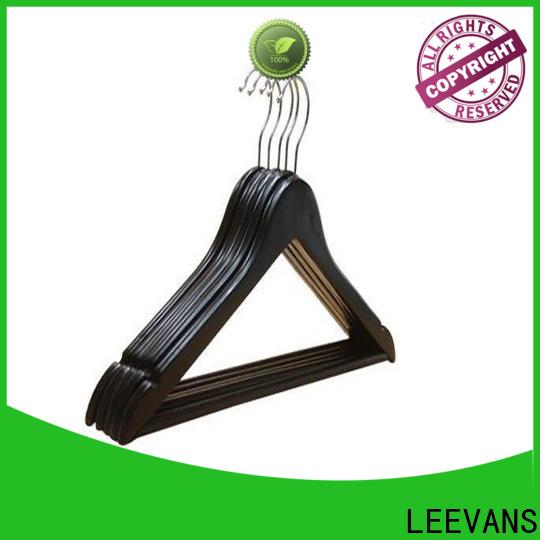 LEEVANS infant wooden hangers company