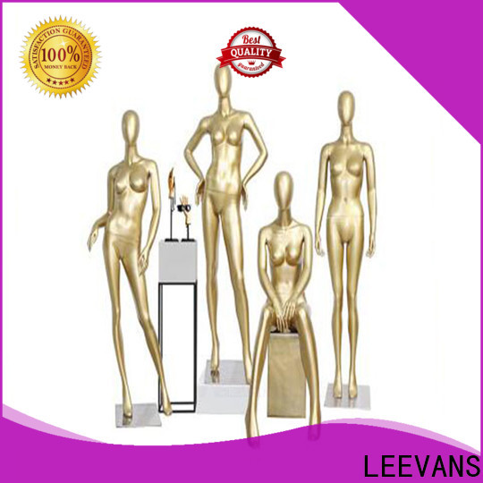 LEEVANS High-quality clothes display mannequin company