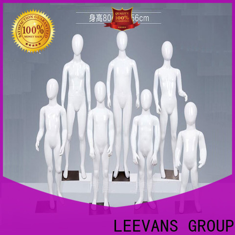 LEEVANS Custom clothes display mannequin manufacturers