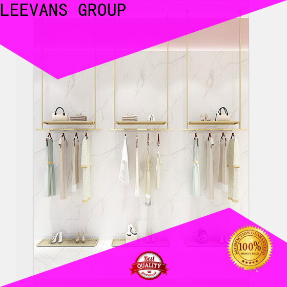 Latest clothes display stand Supply