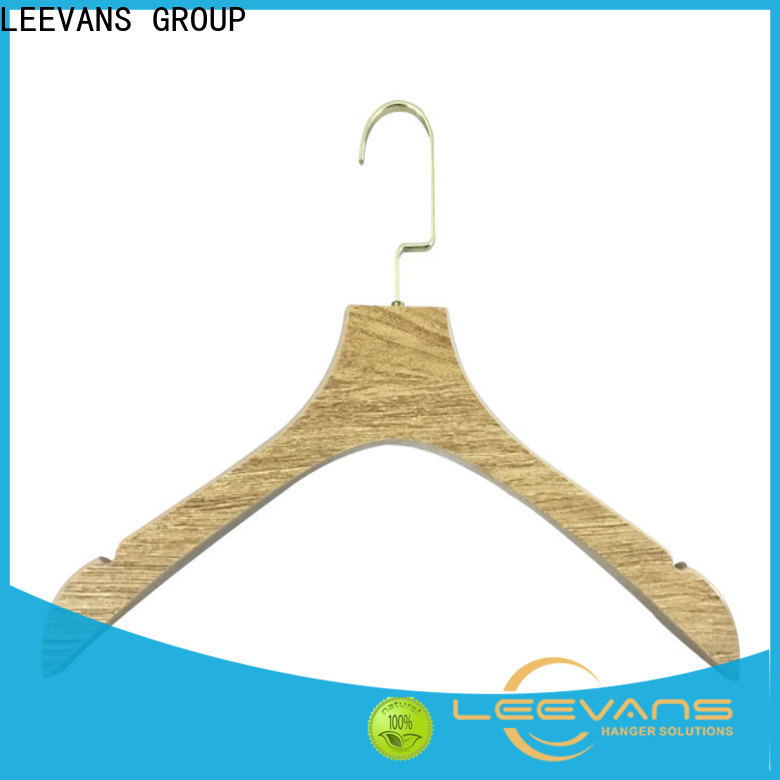 LEEVANS where can i buy wooden hangers factory