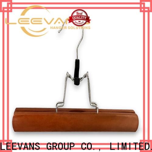 LEEVANS Custom cheap coat hangers company