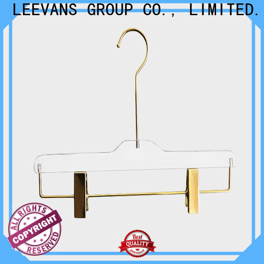 LEEVANS padded hangers factory