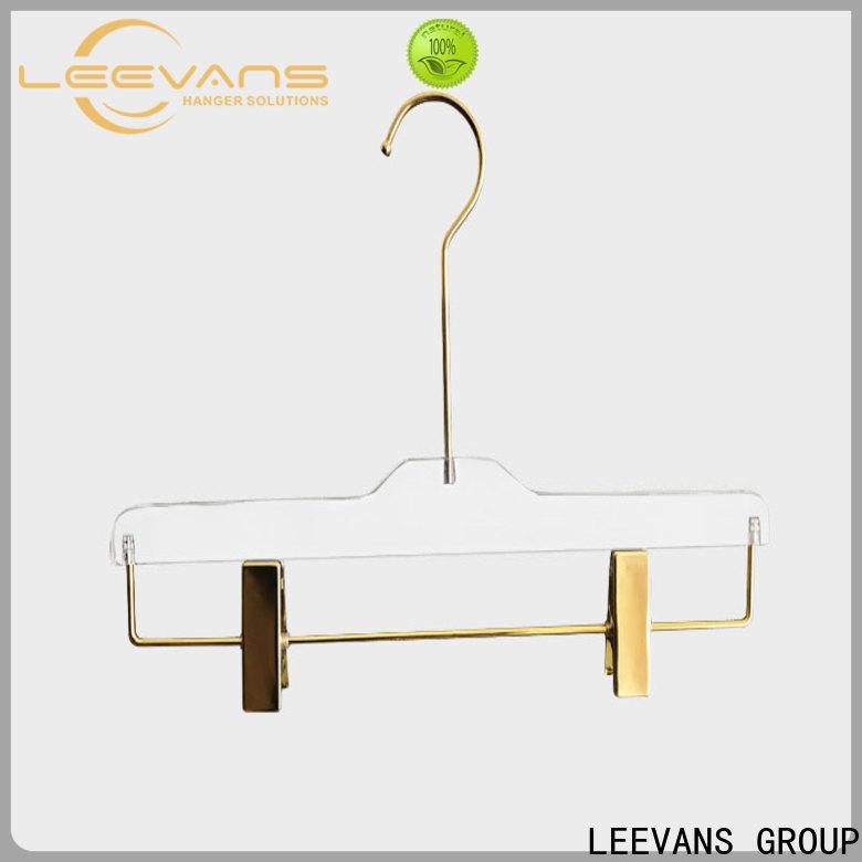 LEEVANS custom coat hangers Supply