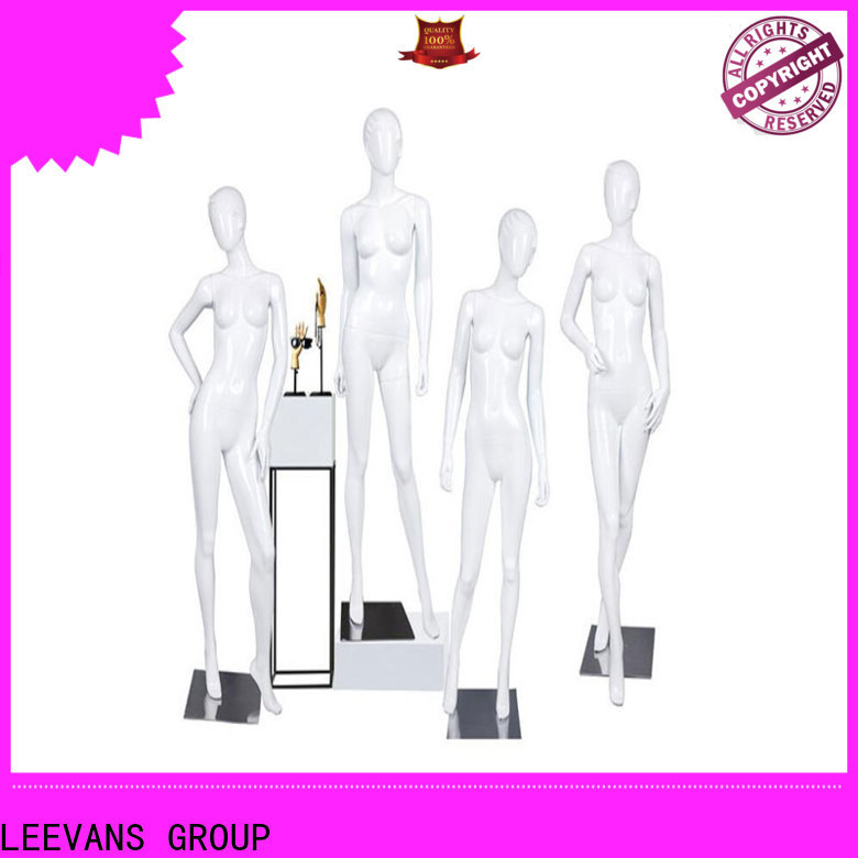 LEEVANS Best clothes display mannequin for business