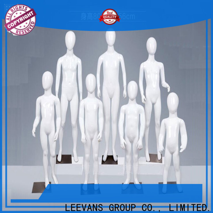 LEEVANS Wholesale clothes display mannequin Suppliers