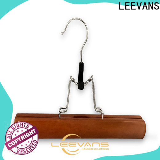 LEEVANS high quality wooden hangers Suppliers