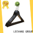 Wholesale luxury wooden hangers for business