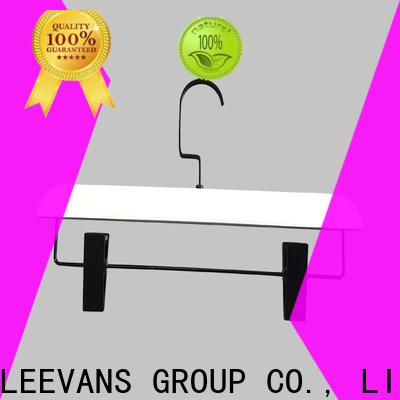 LEEVANS Custom toddler clothes hangers manufacturers