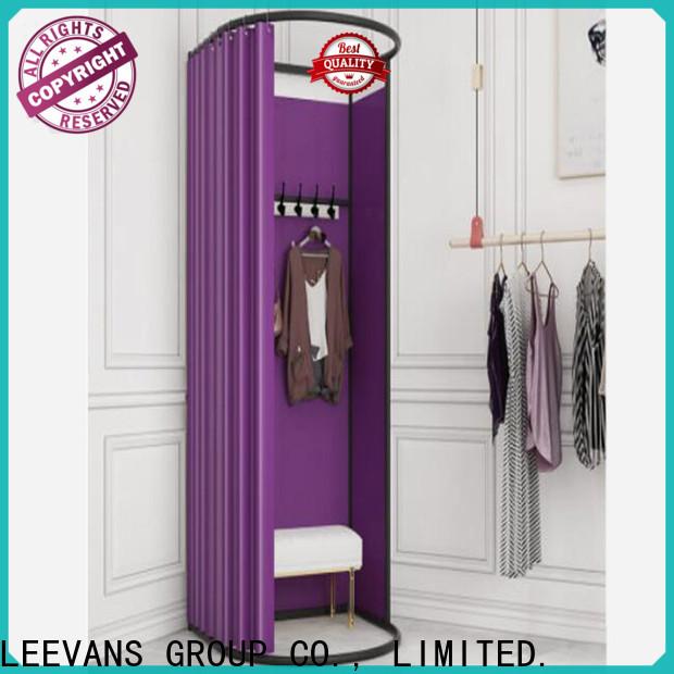 Custom clothing store dressing room Supply