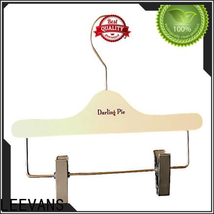 LEEVANS wooden coat hangers for sale Supply
