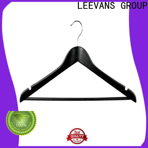 LEEVANS small wooden hangers Suppliers