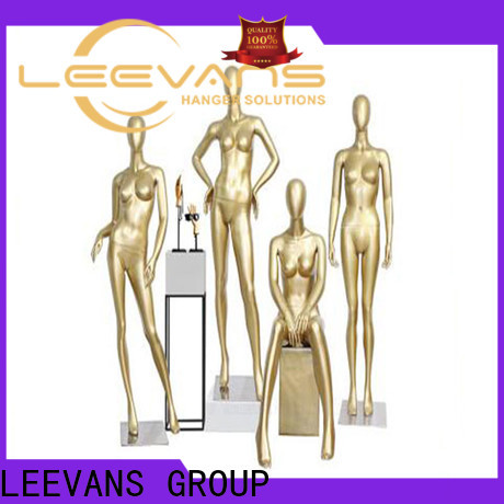 LEEVANS Custom clothes display mannequin Suppliers