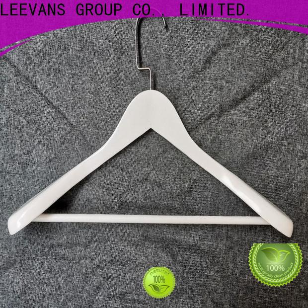 LEEVANS Custom hangers wholesale for business