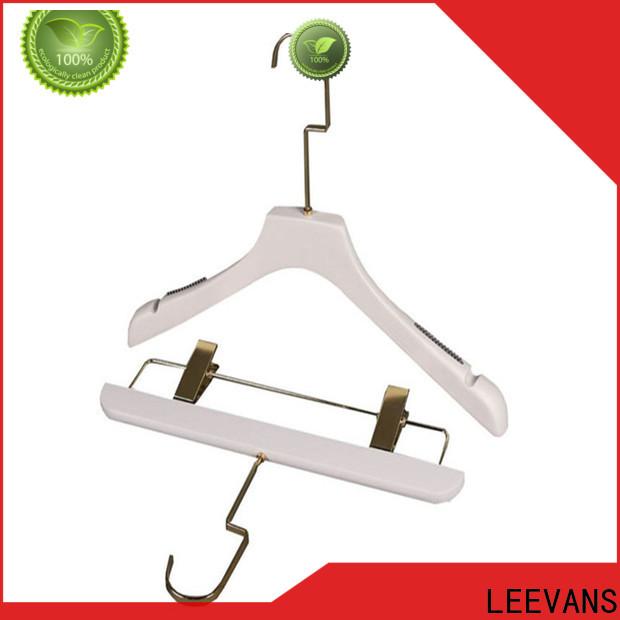LEEVANS New branded coat hangers factory