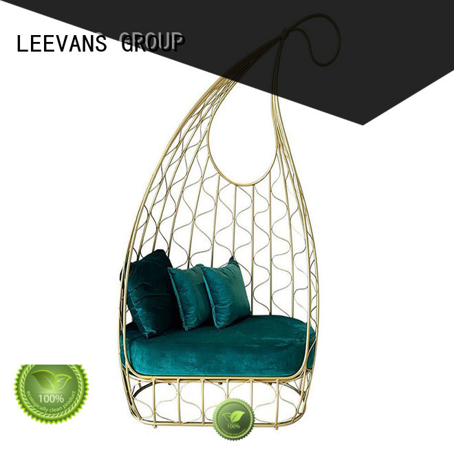 LEEVANS High-quality clothing shop seating factory
